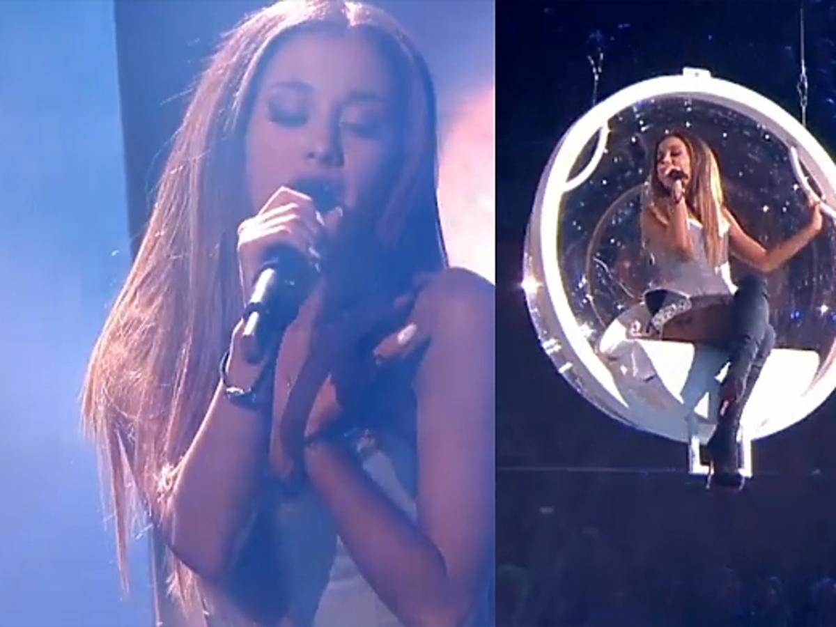Ariana Grande na MTV EMA 2014 w Glasgow