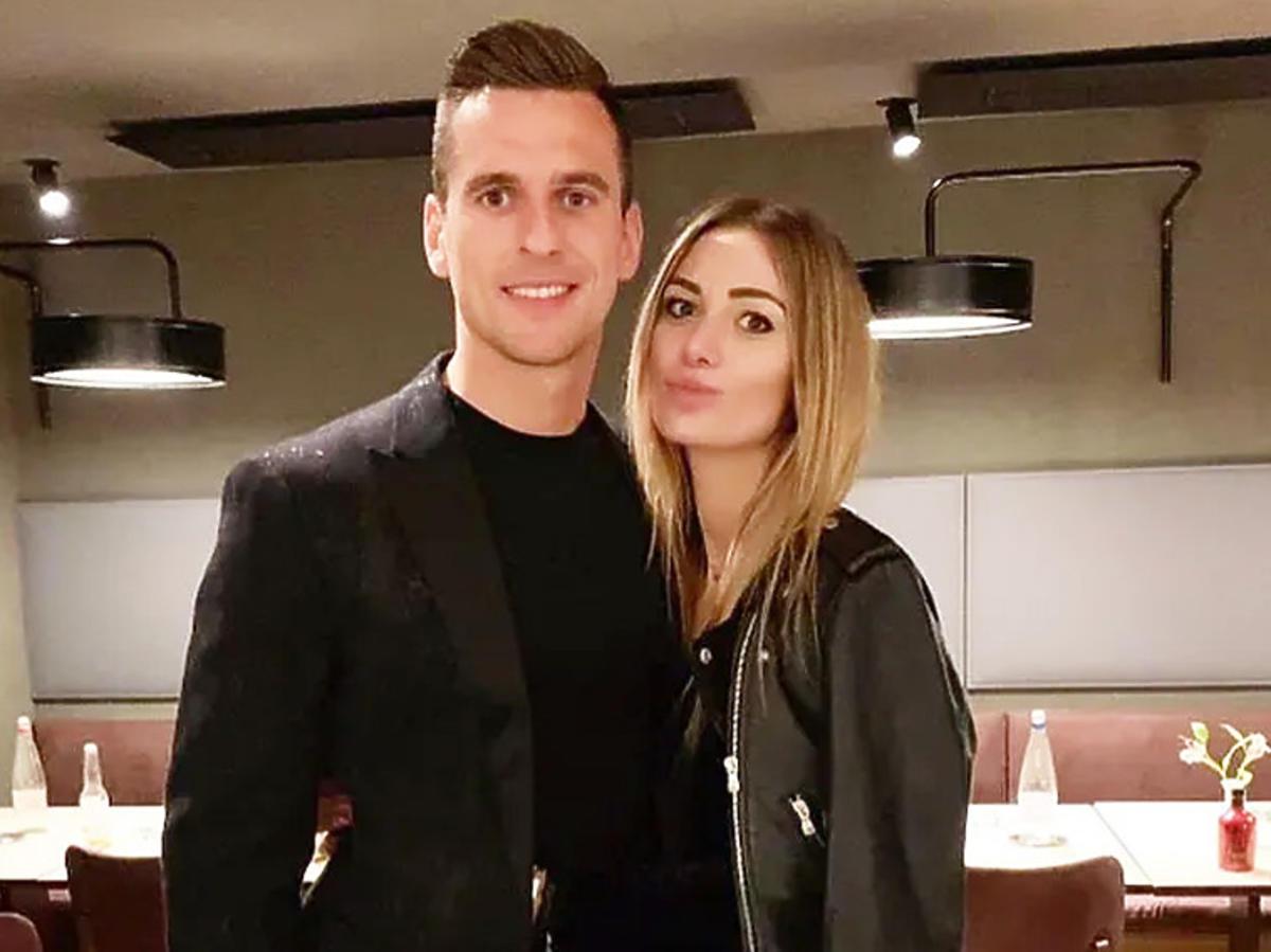 Arkadiusz Milik i Jessica Ziółek rozstali się