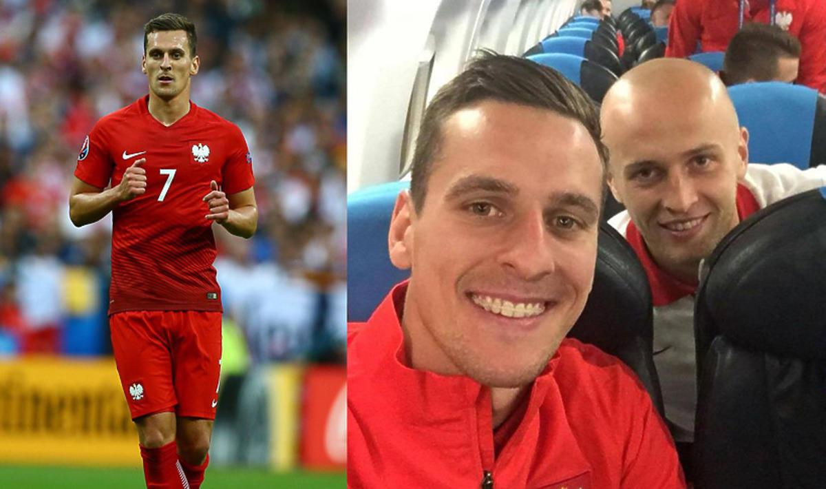 Arkadiusz Milik odpowiedział na hejt po meczu Polska-Niemcy