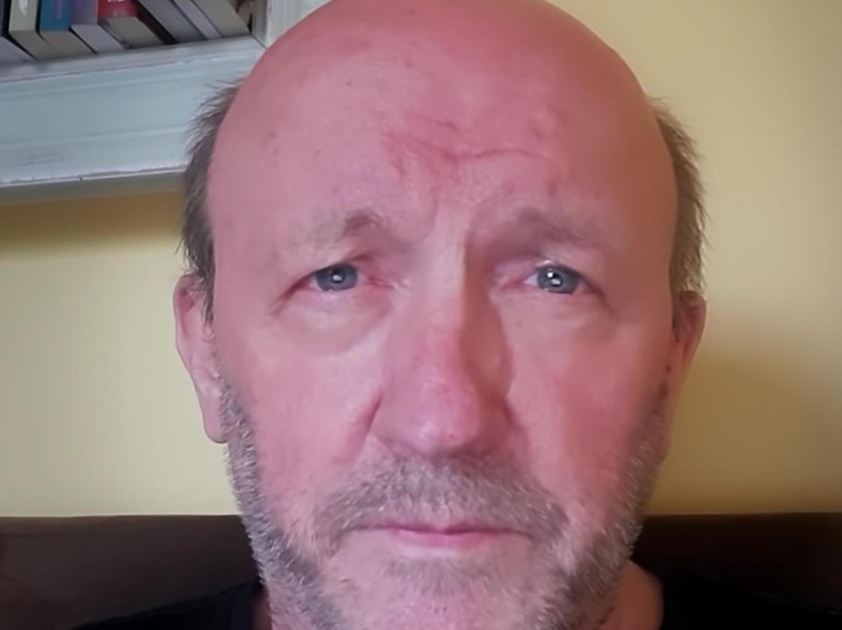 Artur Barciś walczy z koronawirusem