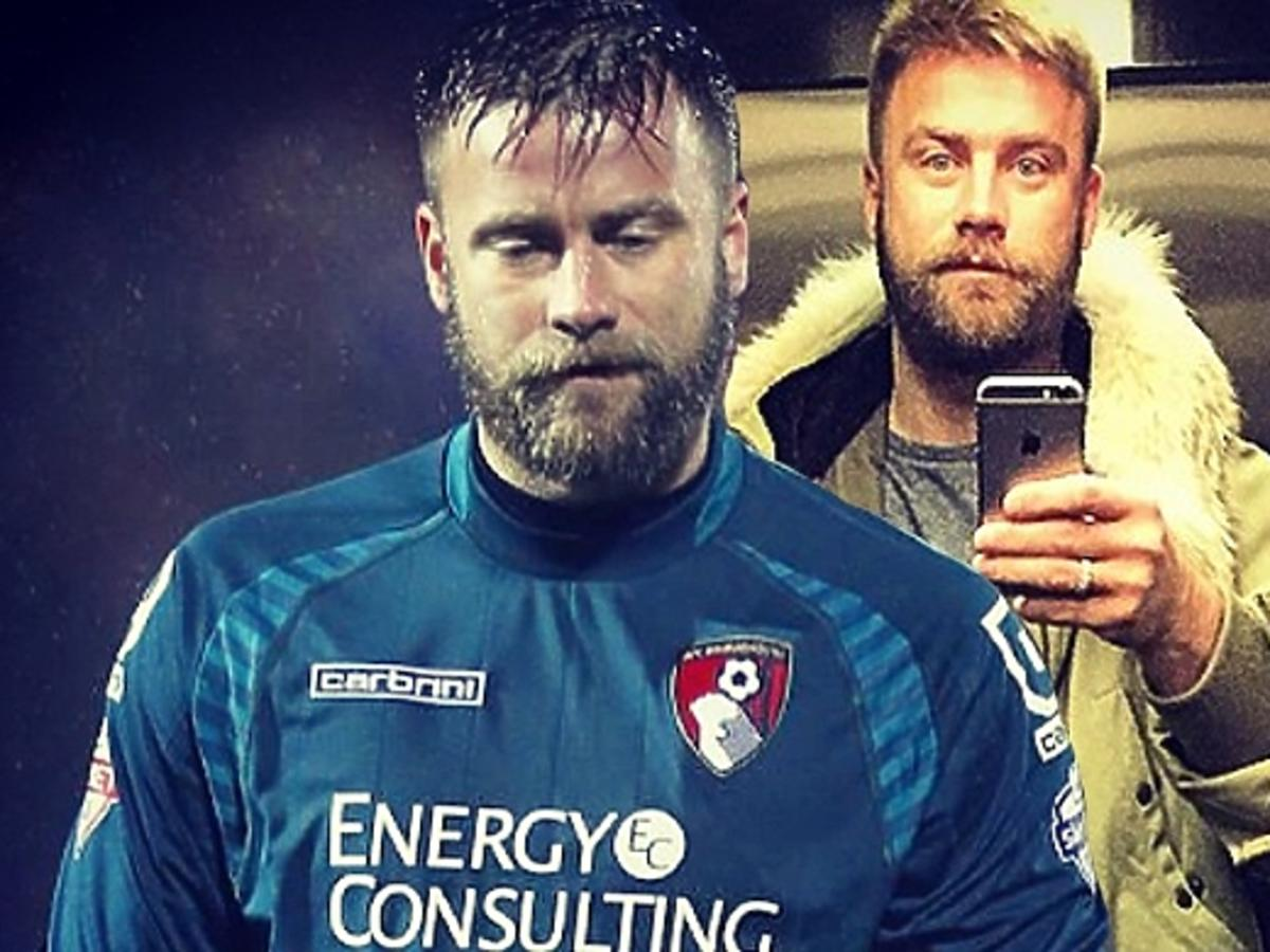 Artur Boruc zgolił brodę