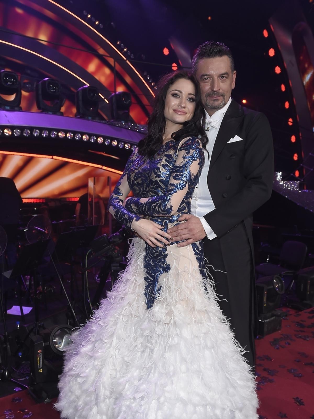 Artur Dziurman i Walerija Żurawlewa w finale Tańca z Gwiazdami