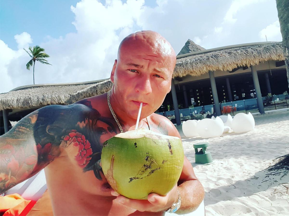 Artur Szpilka na Dominikanie