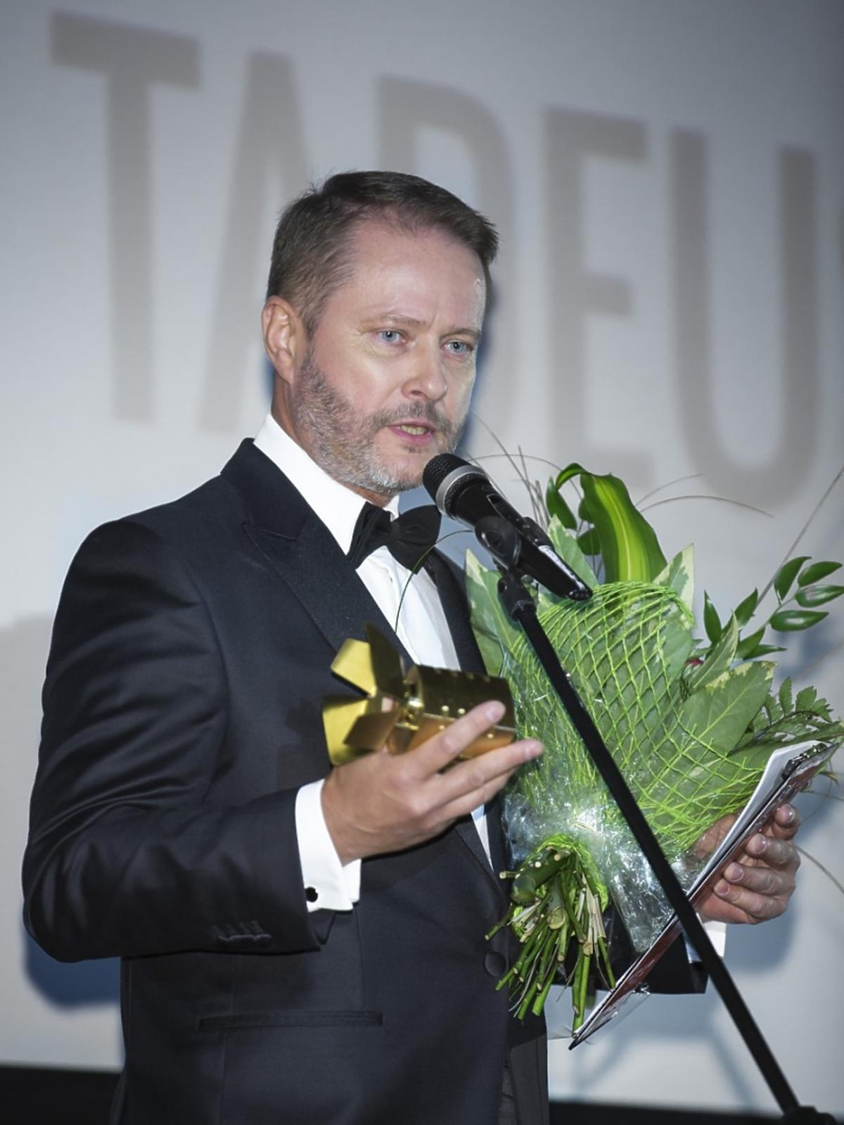 Artur Żmijewski na Festiwalu Aktorstwa Filmowego we Wrocławiu