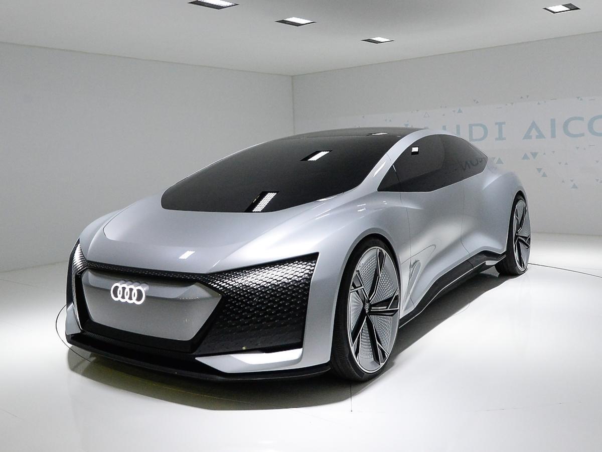 Audi na Poznań Motor Show 2018