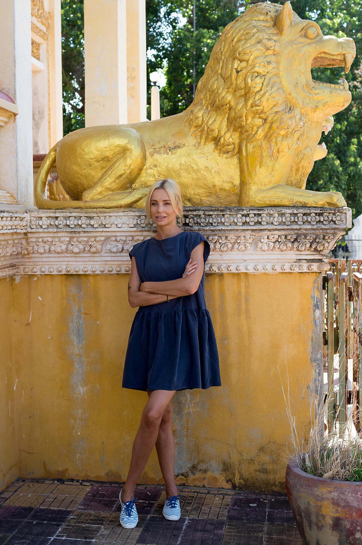 Azja Express, Agnieszka Szulim w Azji