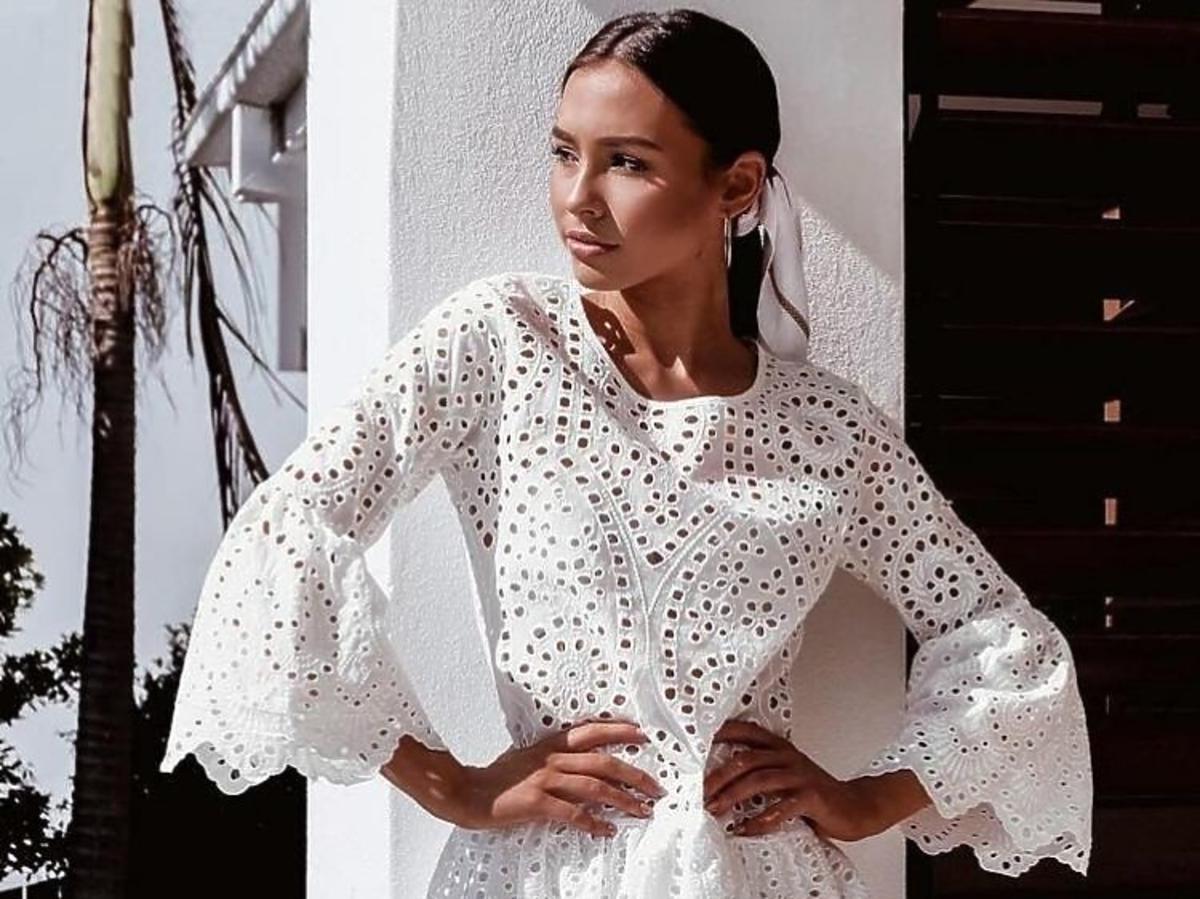 Ażurowa sukienka hit lata 2020