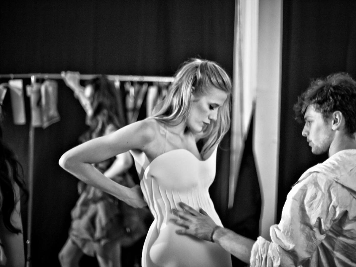 Backstage 5. Fashion Designer Awards