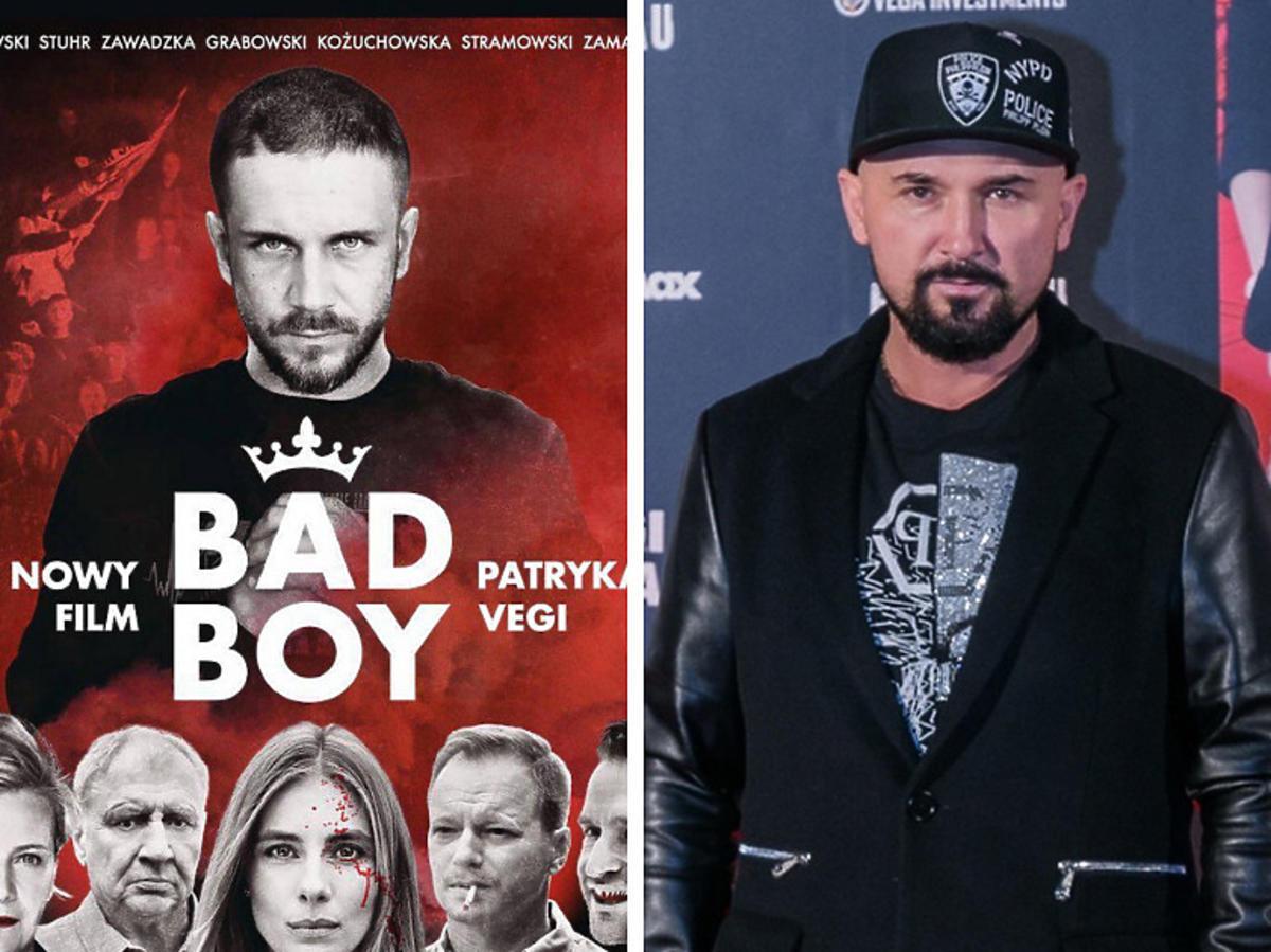 Bad Boy Patryka Vegi w Internecie