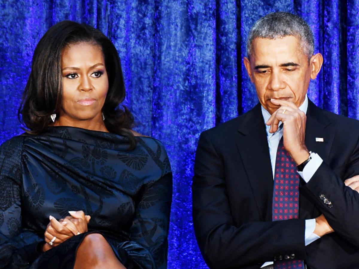 Barack i Michelle Obama biorą rozwód?