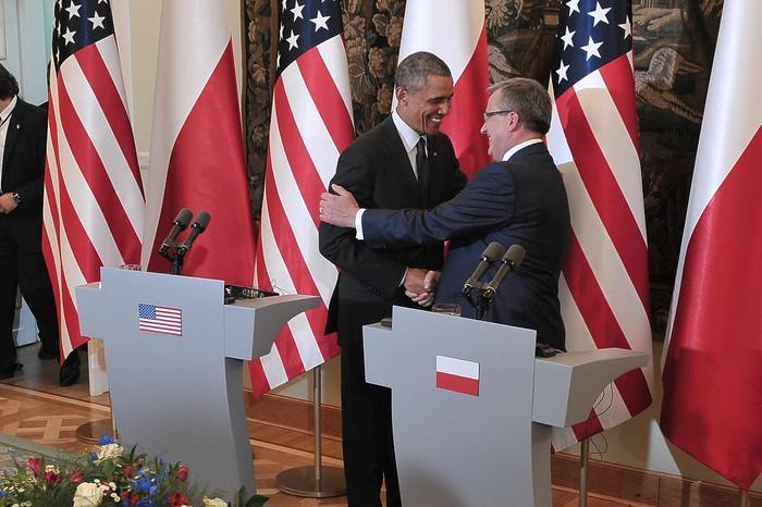 Barack Obama w Polsce. Kolacja Baracka Obamy w Polsce. Wizyta Baracka Obamy w Polsce
