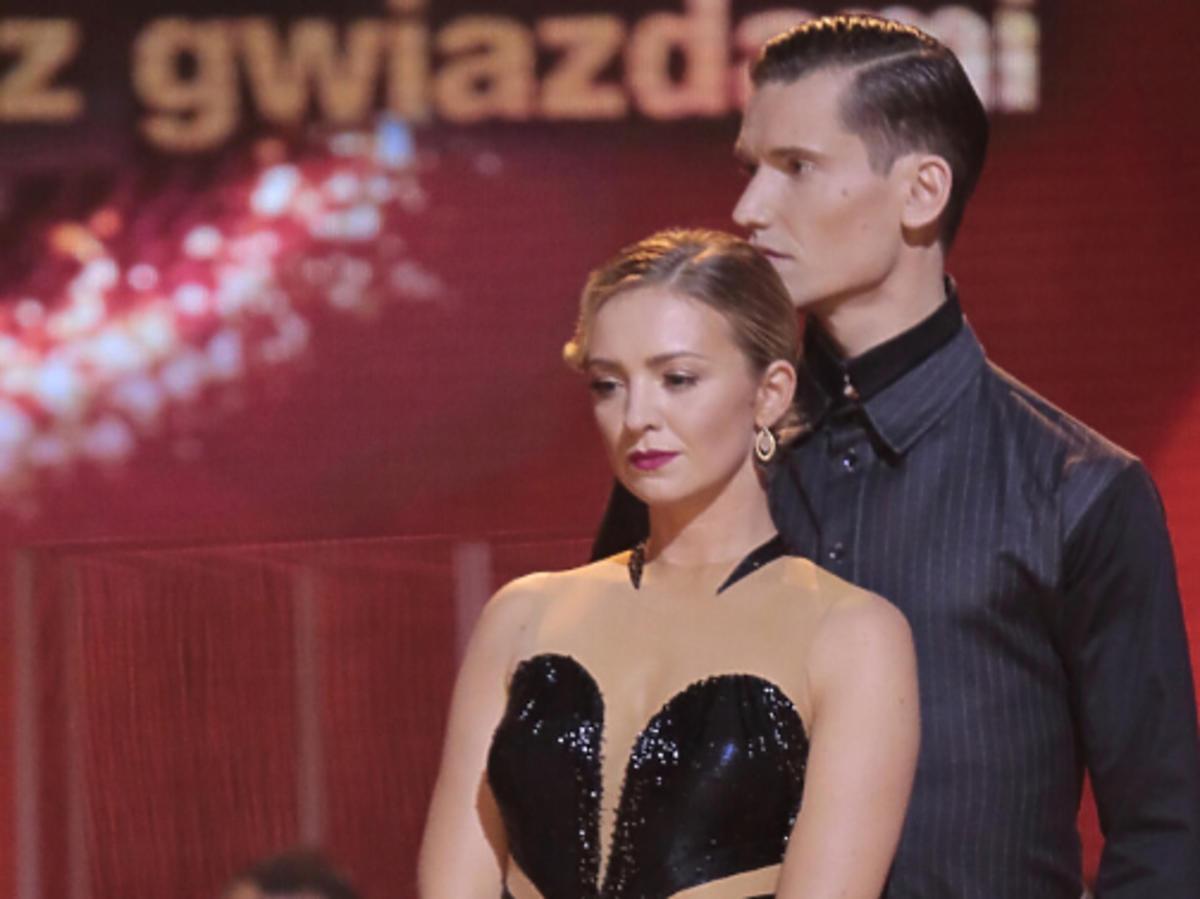 Barbara Kurdej-Szatan i Jacek Jeschke w pólfinale Tańca z Gwiazdami