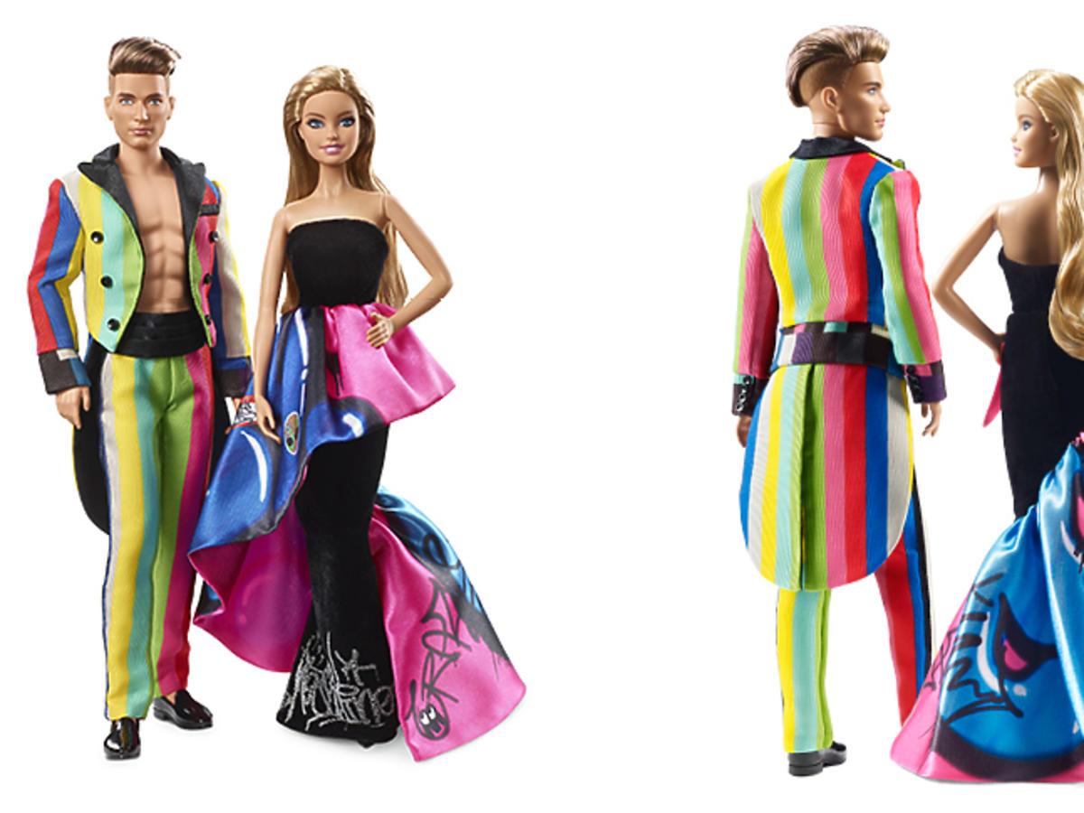 Barbie i Ken Moschino - prezent na święta 2016 dla dziewczynki