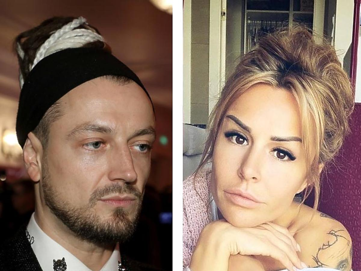 Baron i Blanka Lipińska