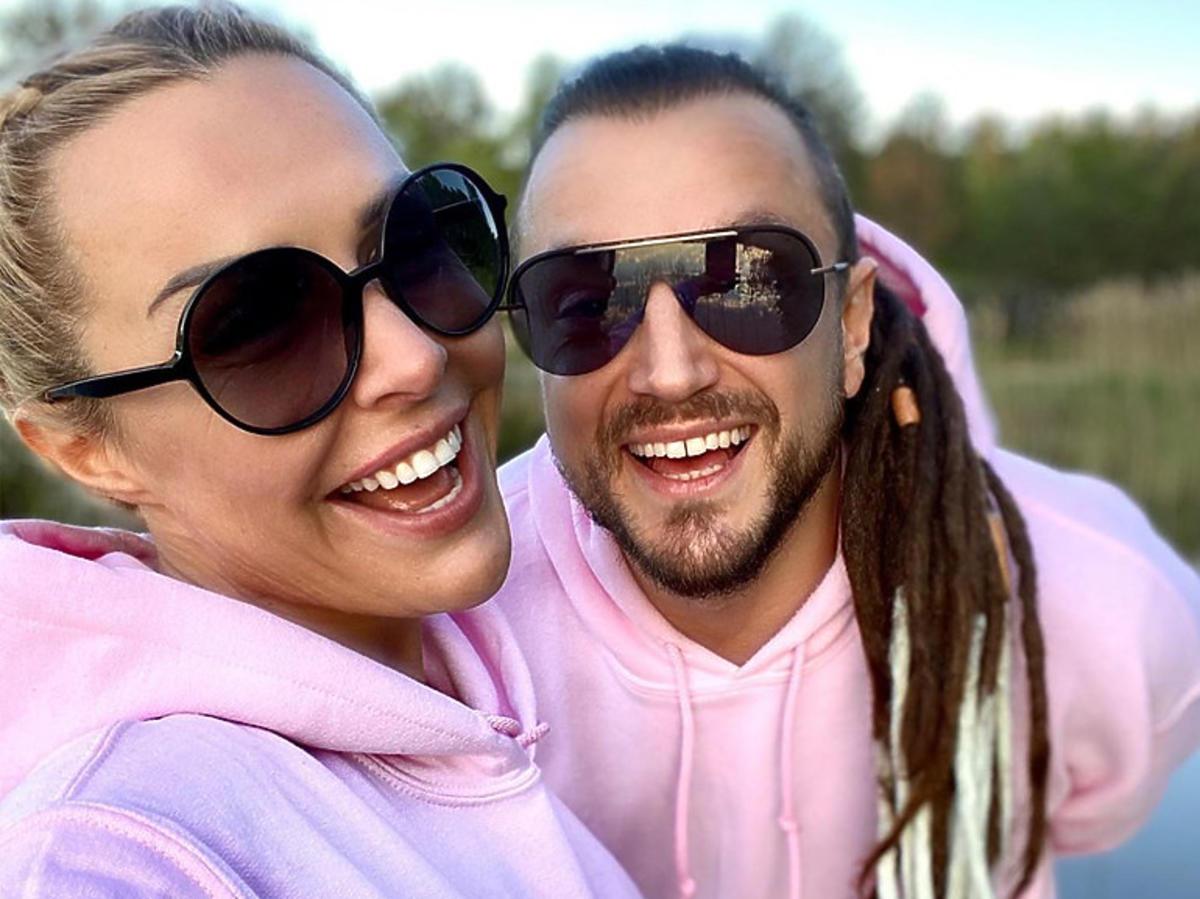 Baron i Blanka Lipińska razem na wakacjach