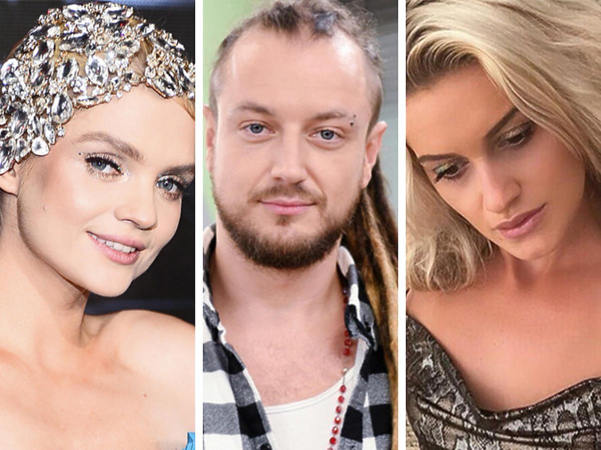 """Baron pokazał zdjęcia z młodości a fani porównali go do Margaret, Bednarka i Sandry z """"Hotelu Paradise"""""""