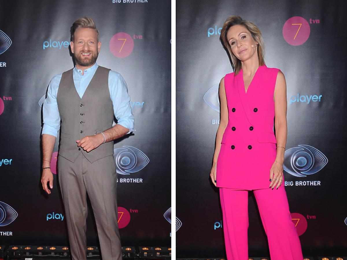 Bartek Jędrzejczak i Małgorzata Ohme w półfinale Big Brothera