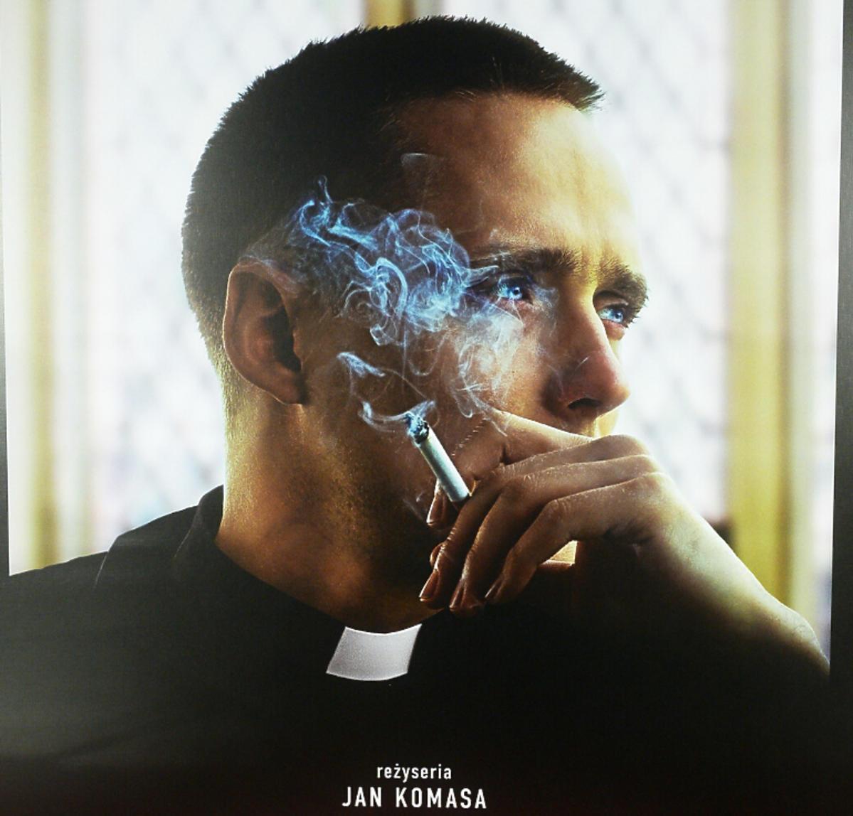 Bartosz Bielenia w filmie Boże ciało