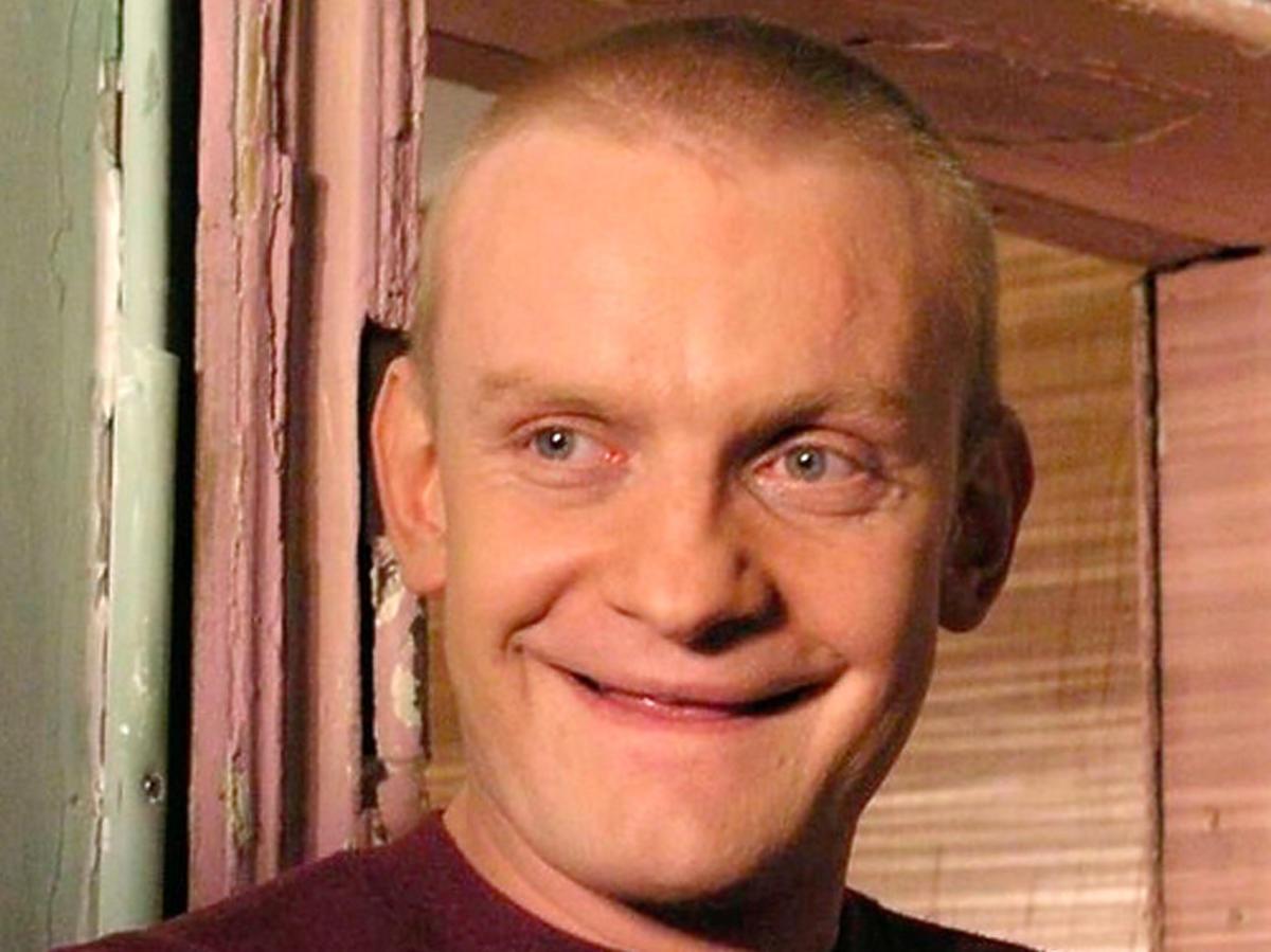 """Bartosz Żukowski, aktor grający Waldusia Kiepskiego w serialu """"Świat według Kiepskich"""""""
