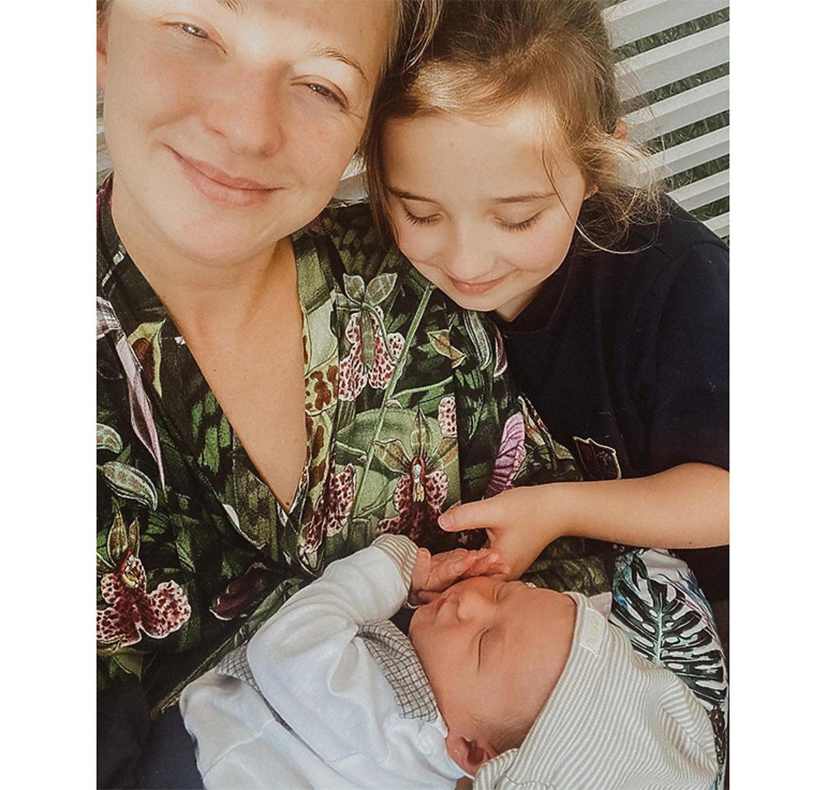 Basia Kurdej-Szatan pokazała pierwsze zdjęcia z synem