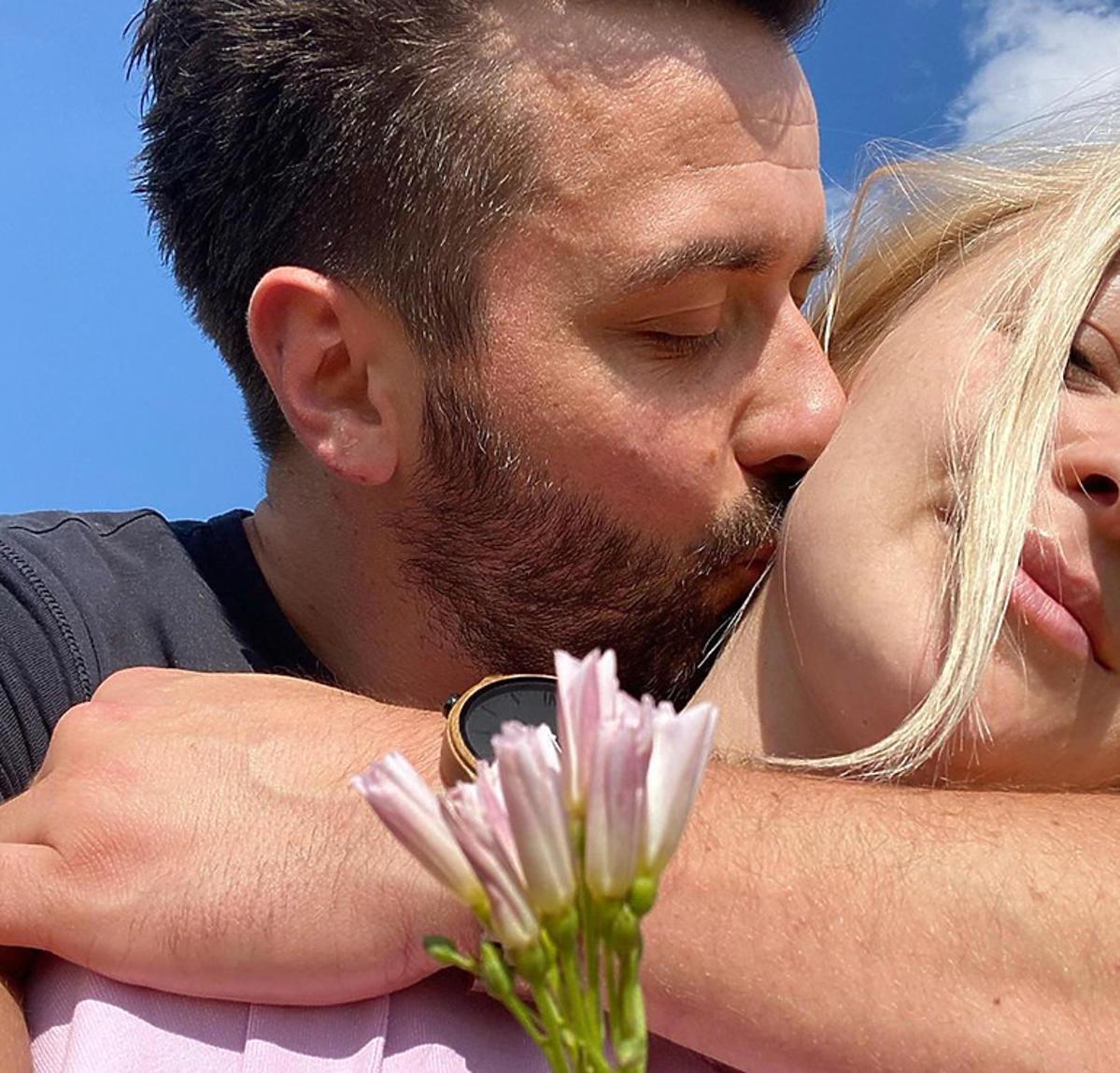 Basia Kurdej-Szatan pokazała romantyczne zdjęcie z mężem