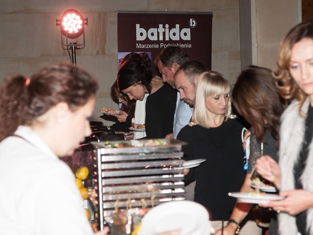 Batida podczas Flesz Fashion Night