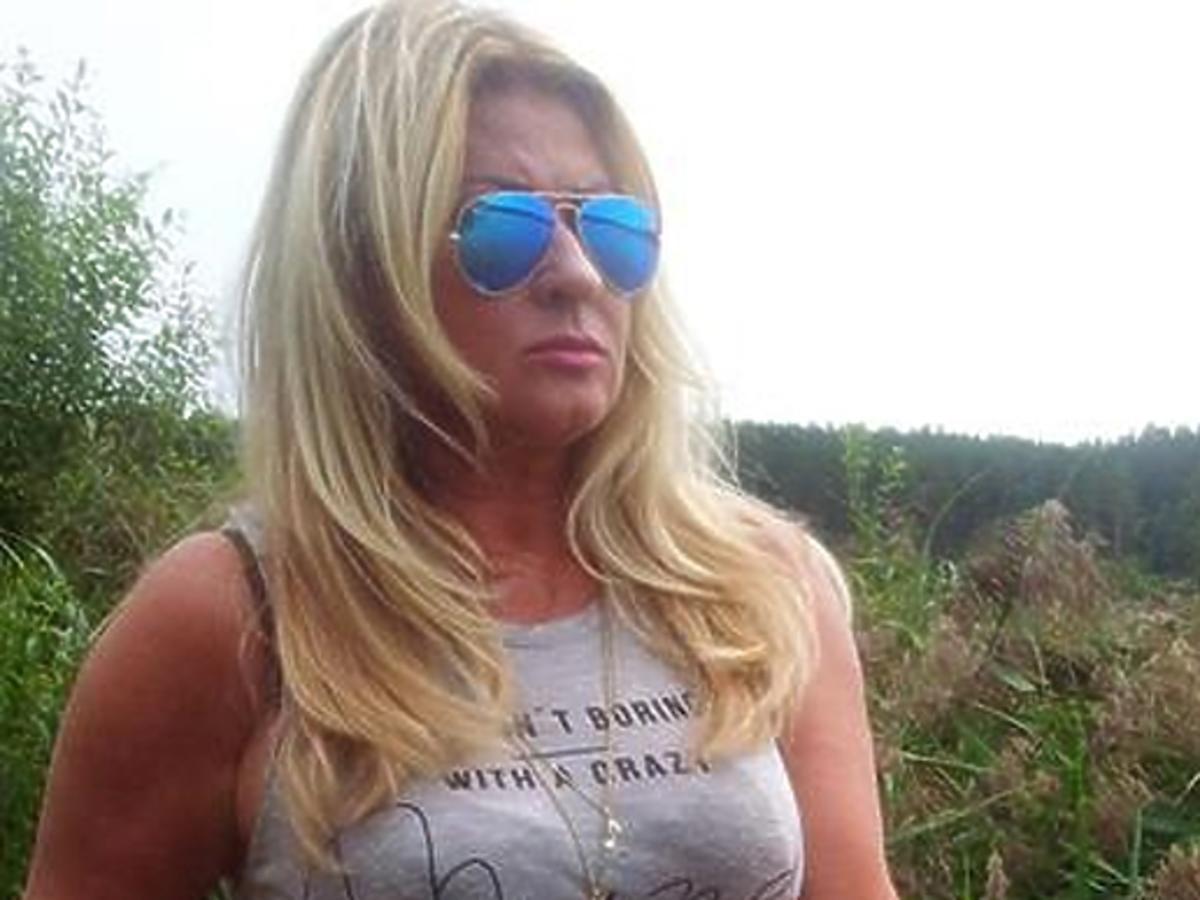 Beata Kozdirak na wakacjach