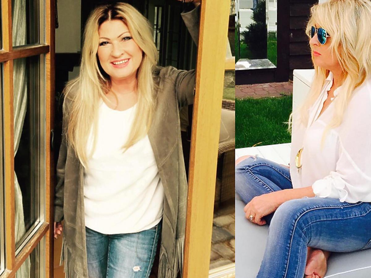 Beata Kozidrak  - jak wygląda jej dom?