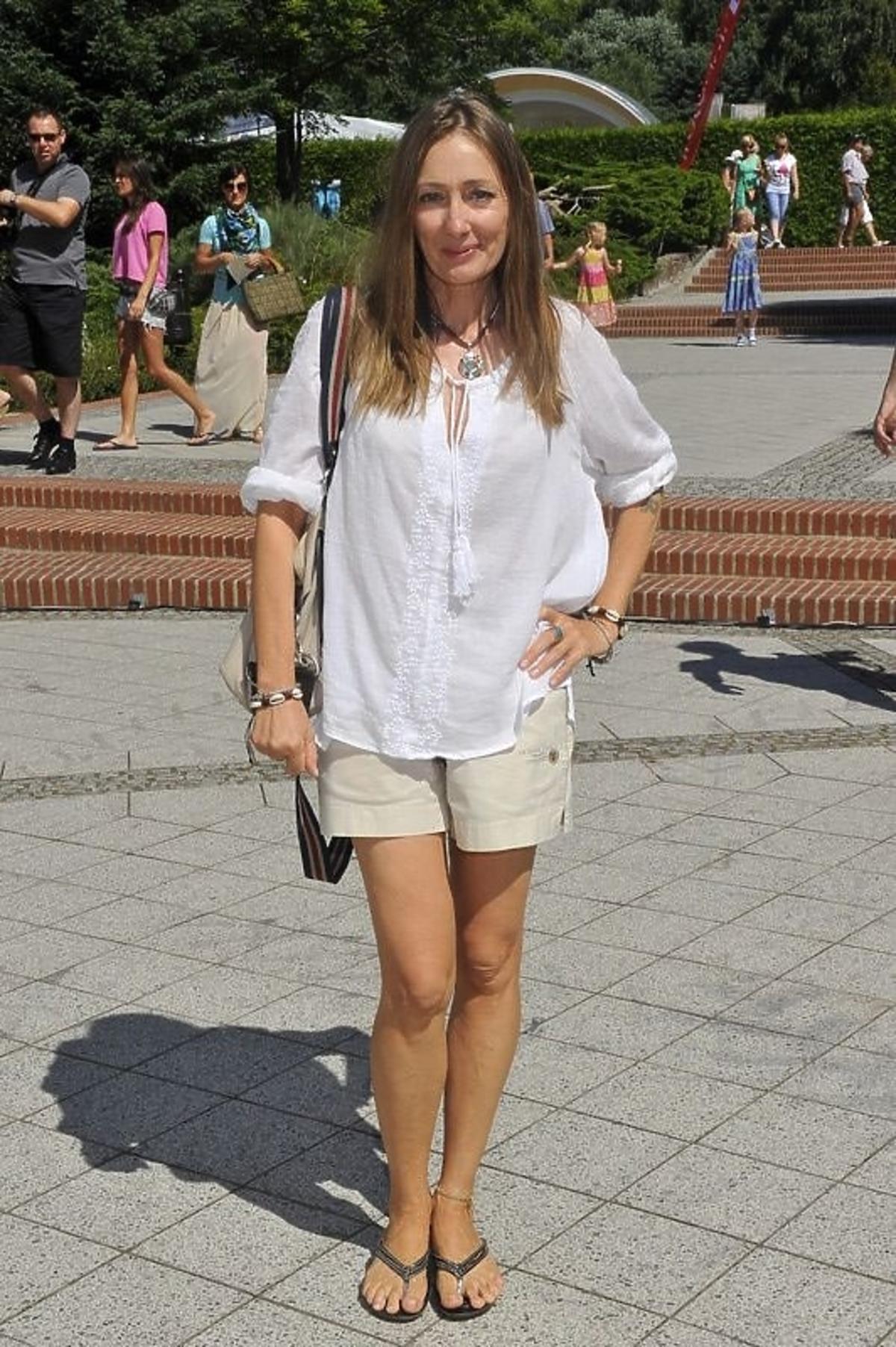 Beata Pawlikowska na Karuzeli Cooltury 2013