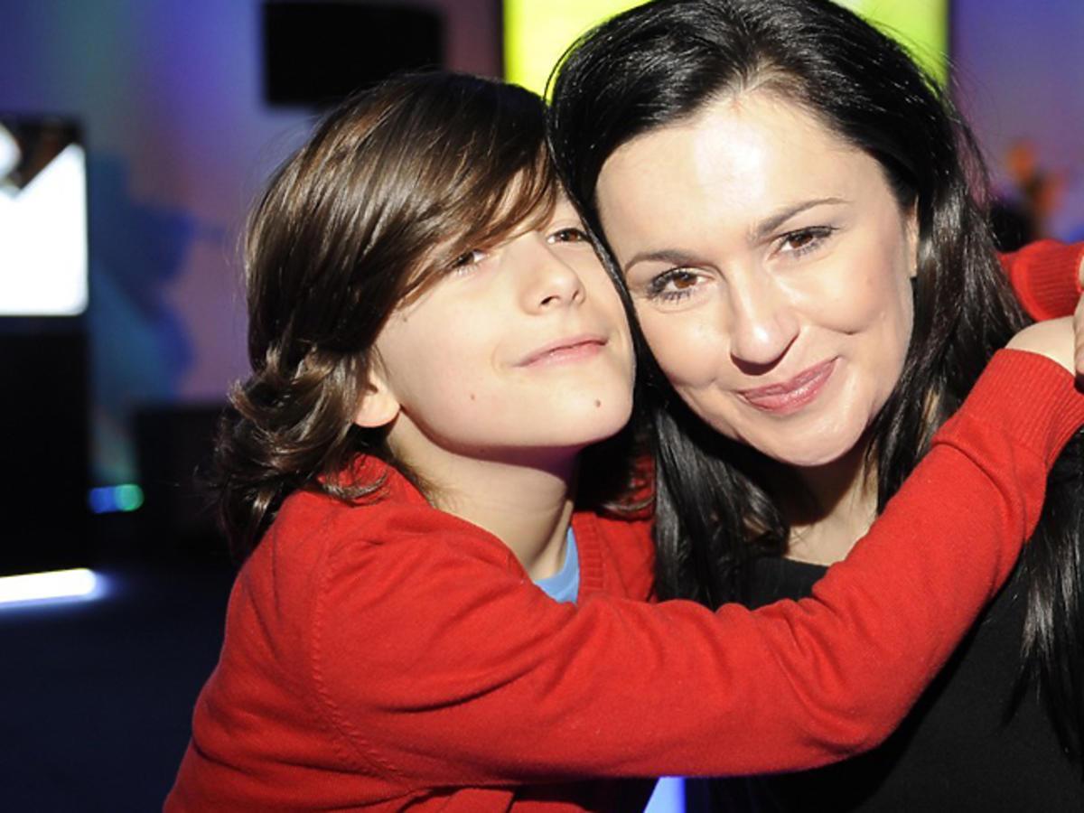 Beata Tadla o synku
