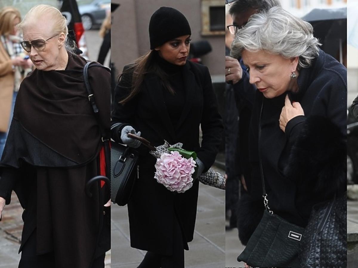 Beata Tyszkiewicz, Anna Mucha, Krystyna Janda, Dorota Wellman