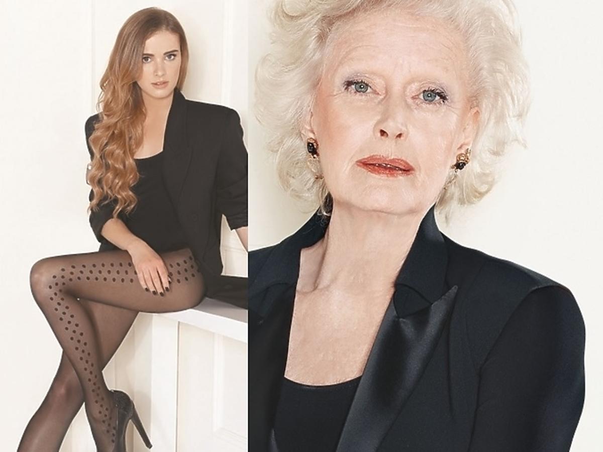 Beata Tyszkiewicz i Maffashion w kampanii Gatta