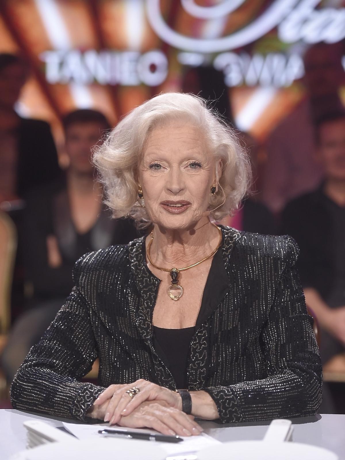 Beata Tyszkiewicz w finale Tańca z Gwiazdami