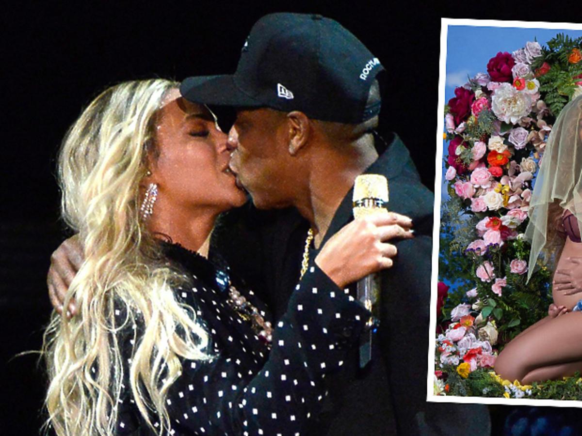 Beyonce i Jay-Z, Beyonce w ciąży