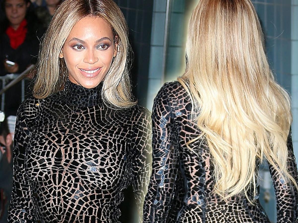 Beyonce Knowles w stylizacji od Toma Forda