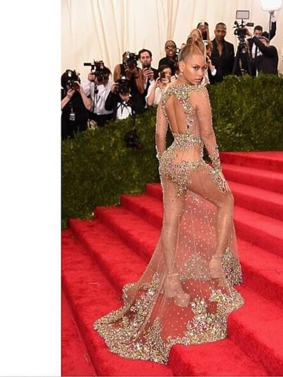 Beyonce na MET Gala 2015