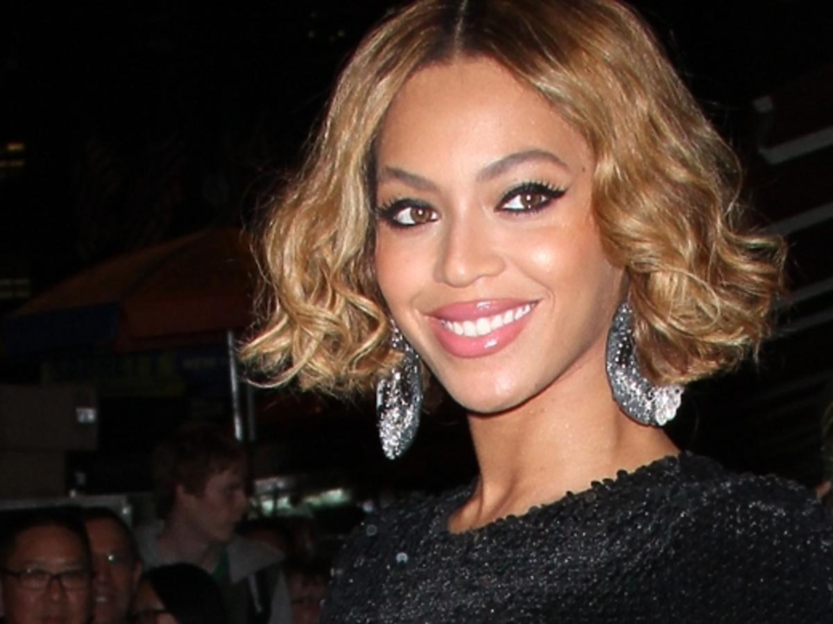 Beyonce na TopShop Topman New York City Flagship Opening Dinner