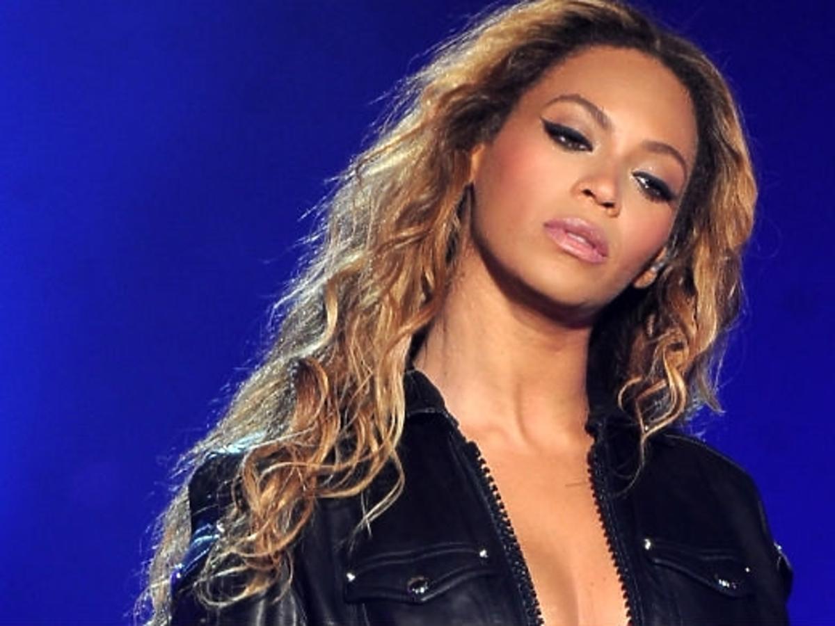 Beyonce rozpłakała się na koncercie