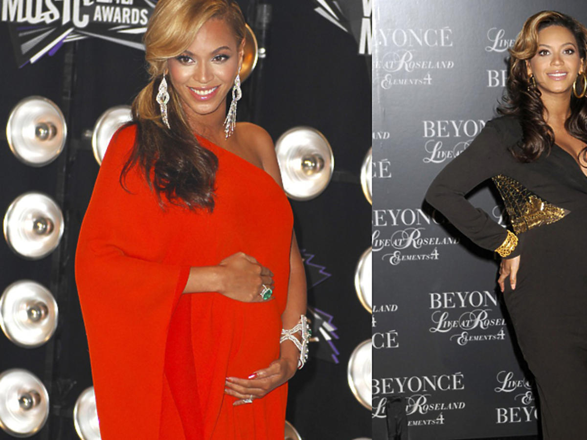 Beyonce udawała ciążę?