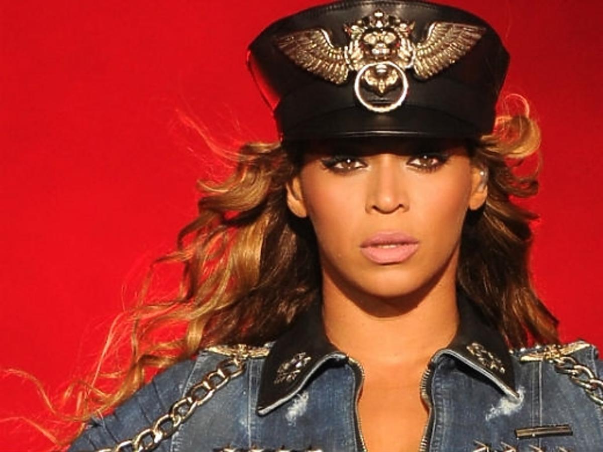 Beyonce w 50 Twarzy Greya