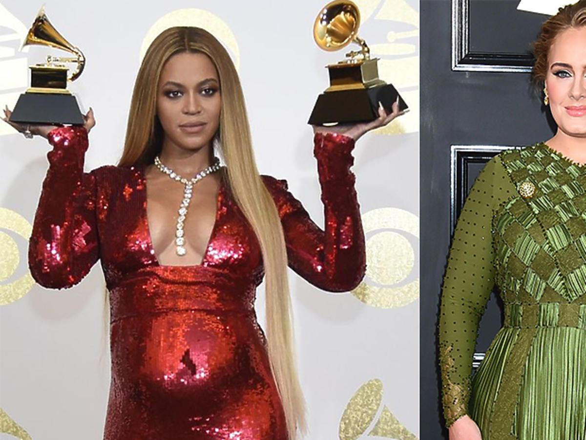 Beyonce z Grammy