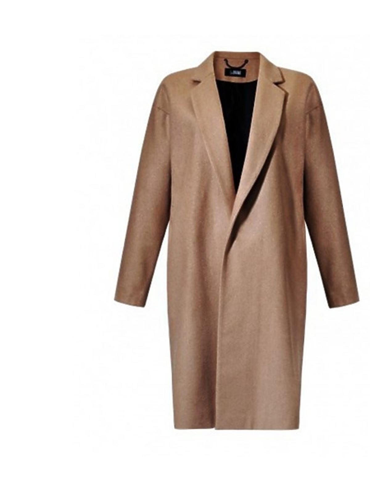 Beżowy płaszcz Lebrand, cena