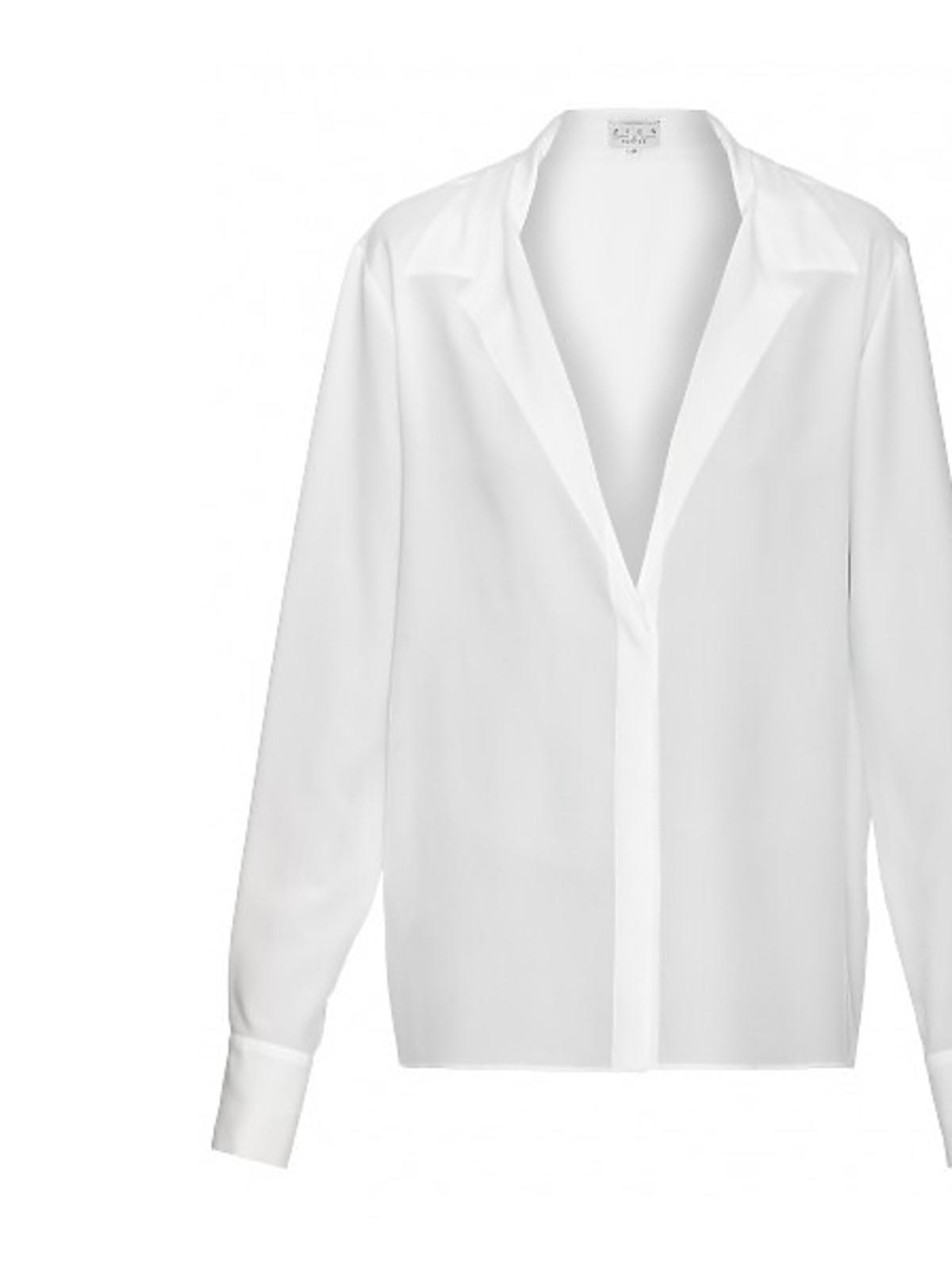 Biała koszula Maciej Zień, cena