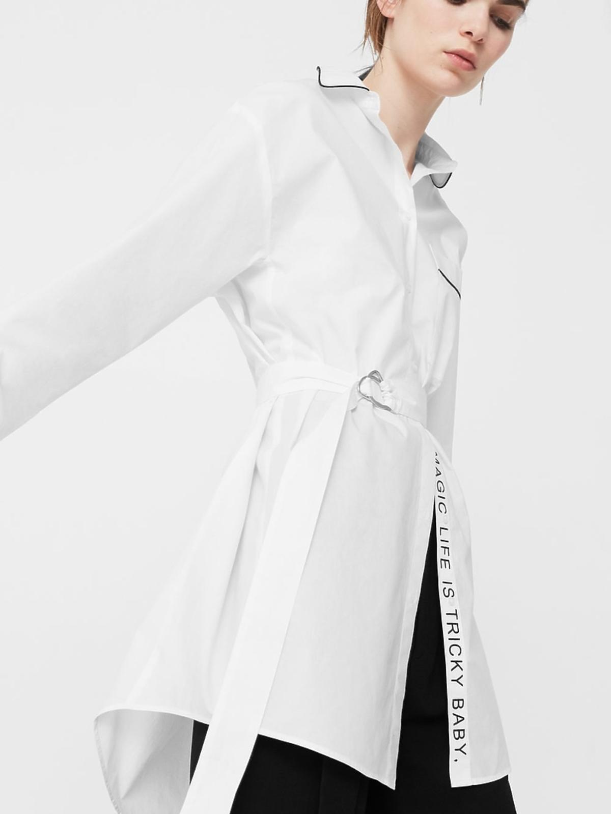 Białą koszula Mango, 119,90 zł
