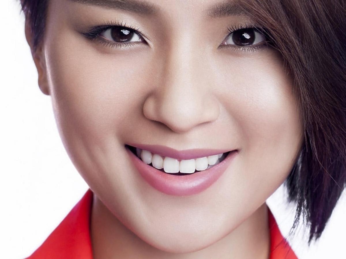 Bibi Zhou na MTV EMA 2014