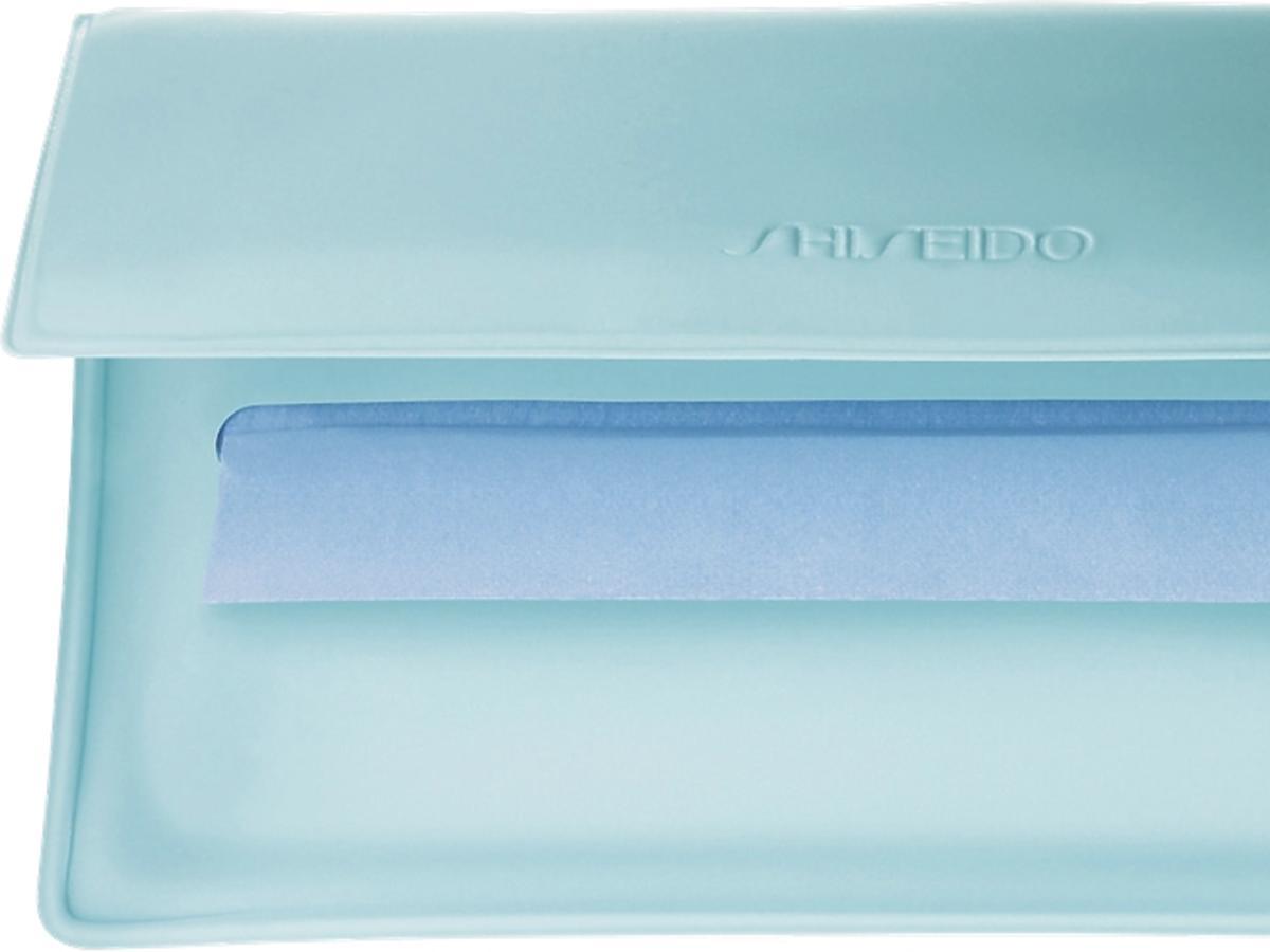 Bibułki matujące Shiseido, 89 zł