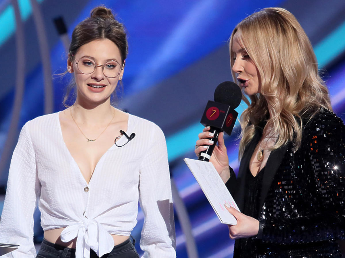 Big Brother - Agnieszka Woźniak-Starak i Justyna