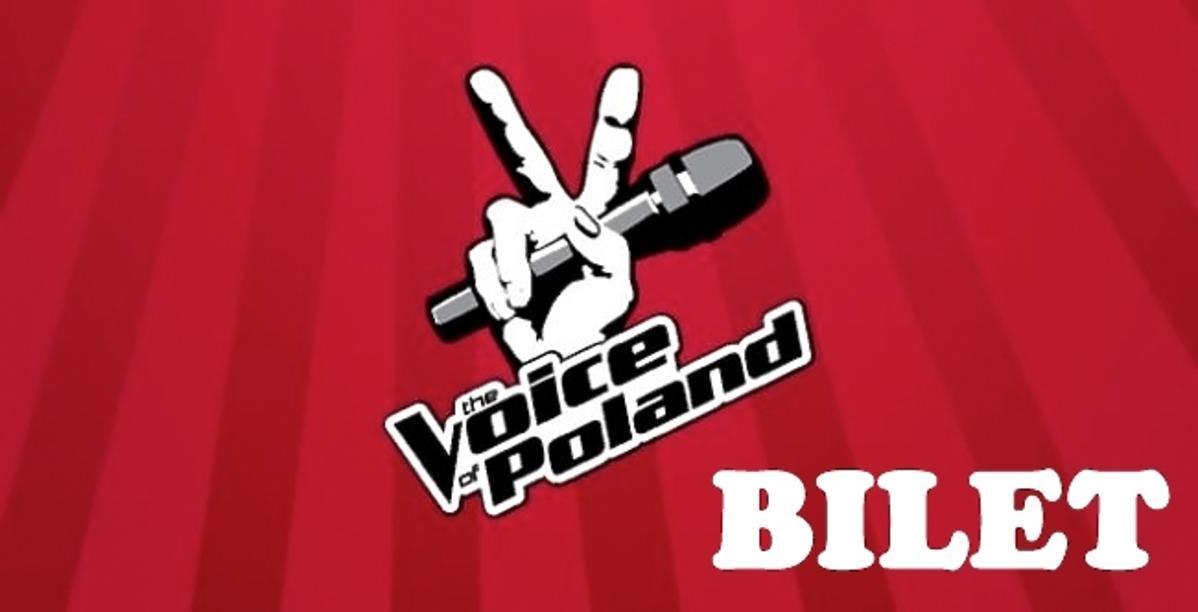 Bilet The Voice