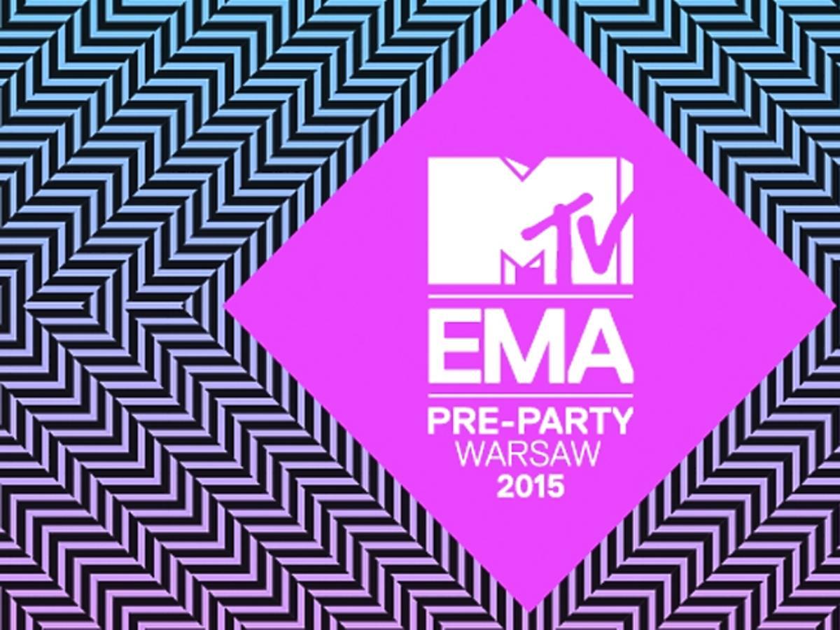Bilety na MTV EMA Pre Party 2015