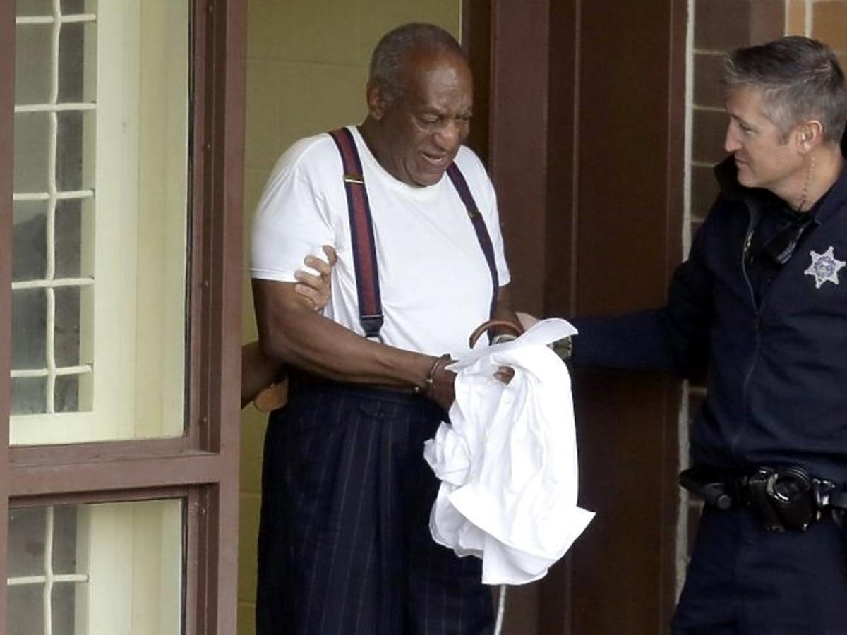 Bill Cosby uslyszał wyrok. Aktor trafi do więzienia